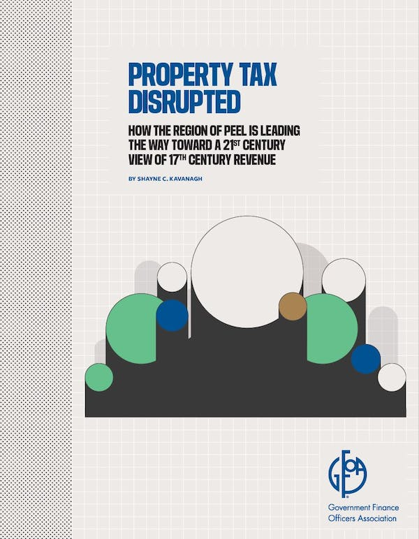Property Tax Disrupted