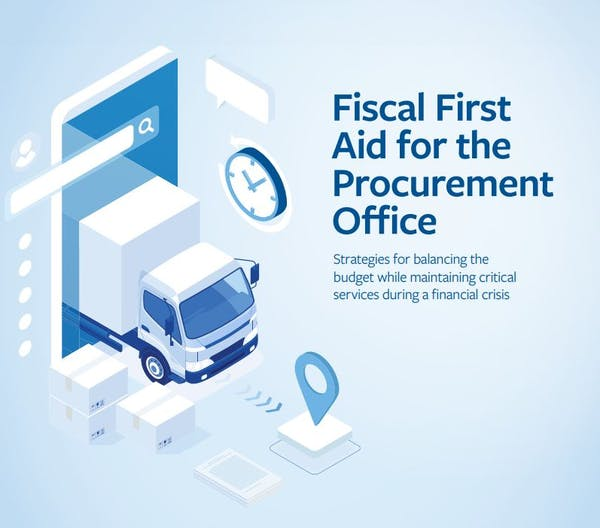 Fiscal First Aid for the Procurement Office