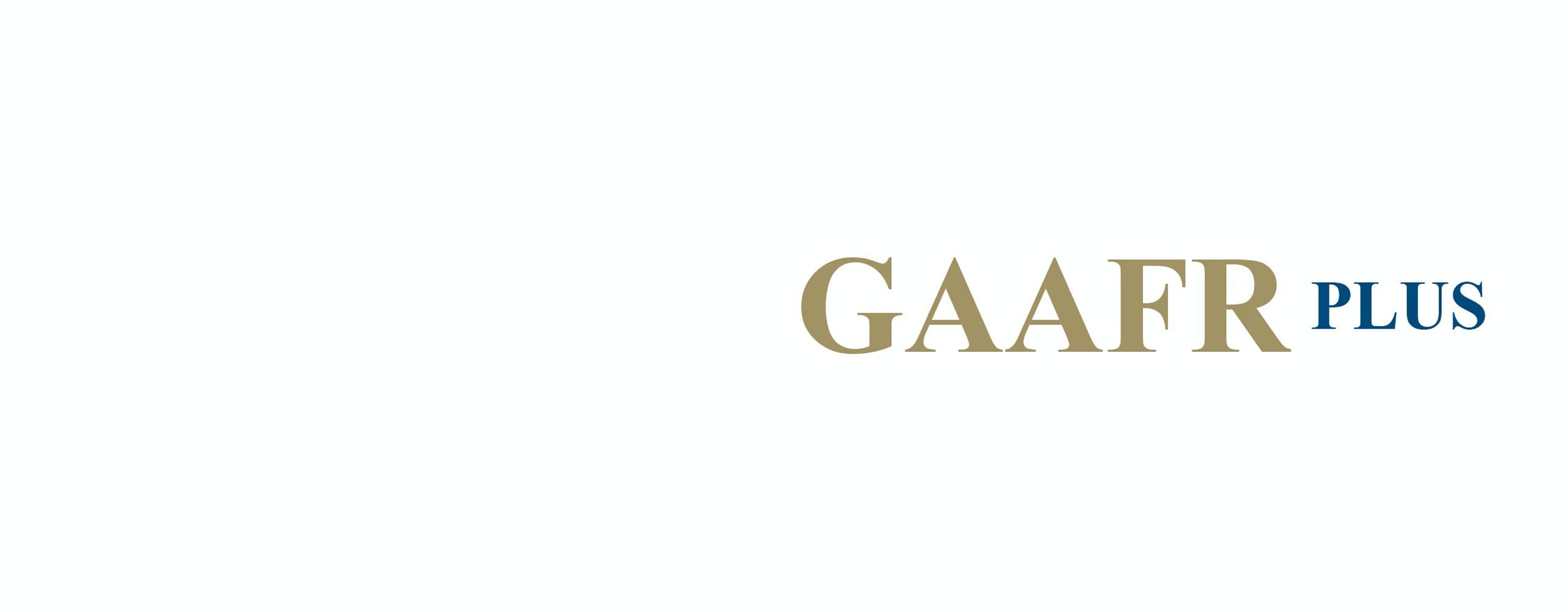 GAAFR Plus Logo