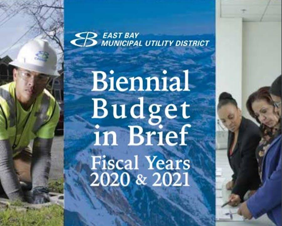 EBMUD Budget-in-Brief