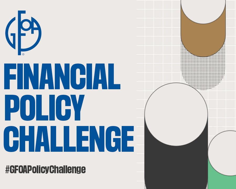 Financial Policy Challenge Logo