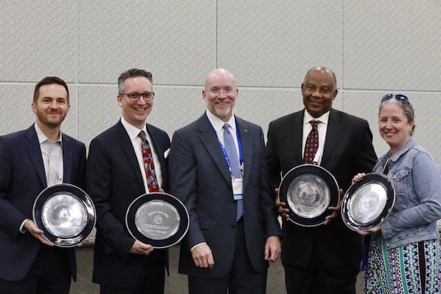 2019 Hero Award Recipients