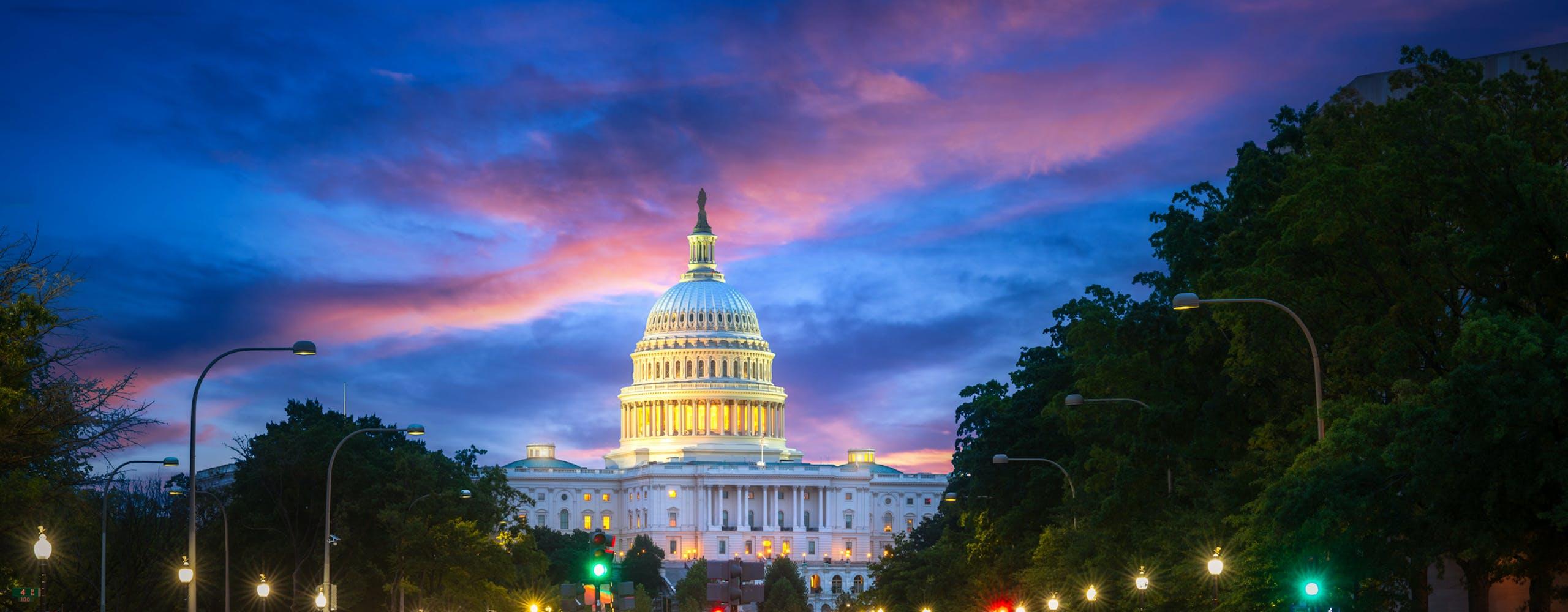 Photo of Washington D.C.