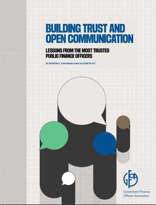 Building Trust and Open Communications