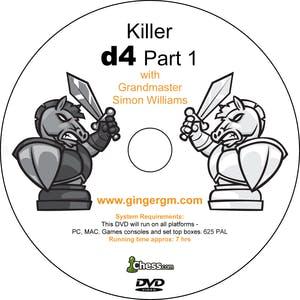 Killer d4 Part 1 Disc