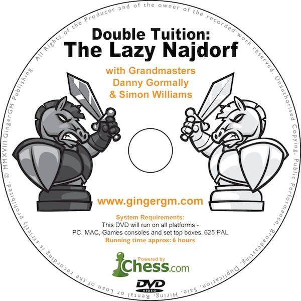 The Lazy Najdorf