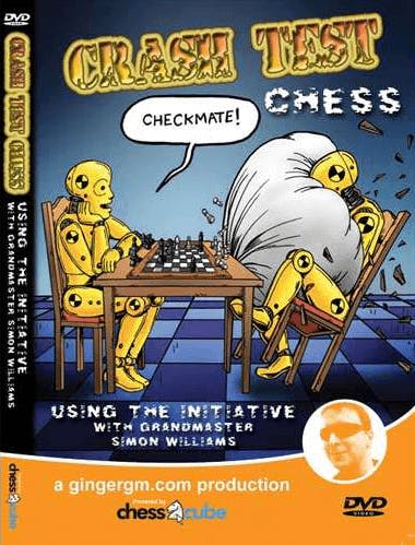 Crash Test Chess - Using the Initiative