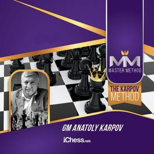 The Karpov Method Cover
