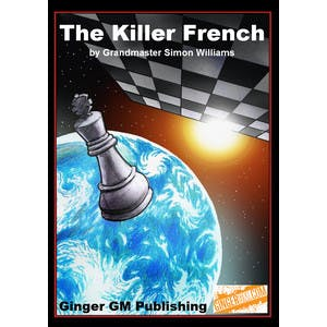 Killer French eBook cover