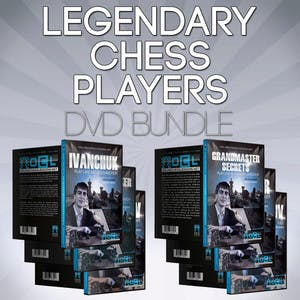 Legendary Chess Players cover
