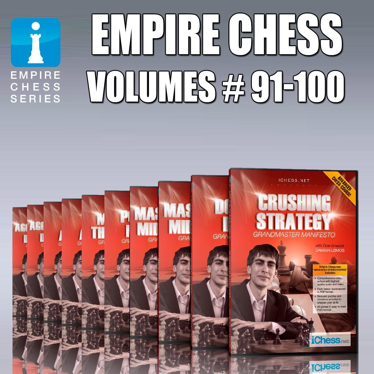 Empire Chess 91-100 - The Grandmaster Manifesto