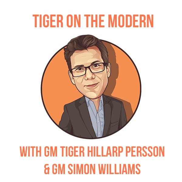 Tiger on the Modern
