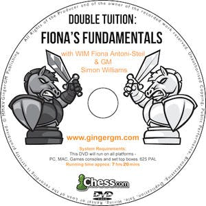 Fiona's Fundamentals disc