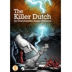 Killer Dutch eBook cover (orange)
