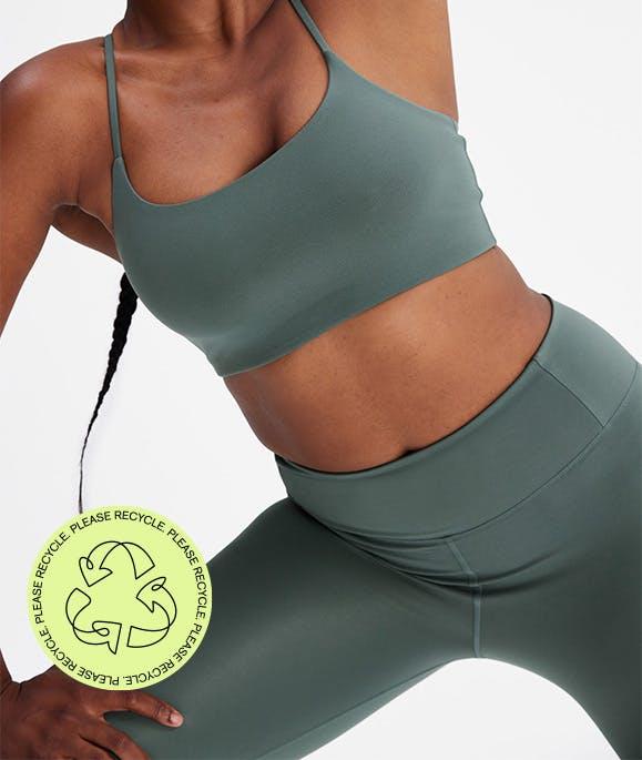 Regirlfriend image featuring bra and leggings
