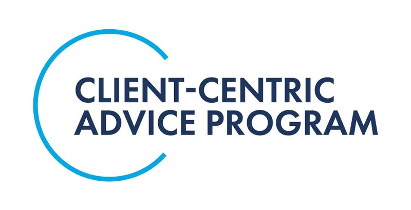 The Client Centric Advice Program - online (introduction video)