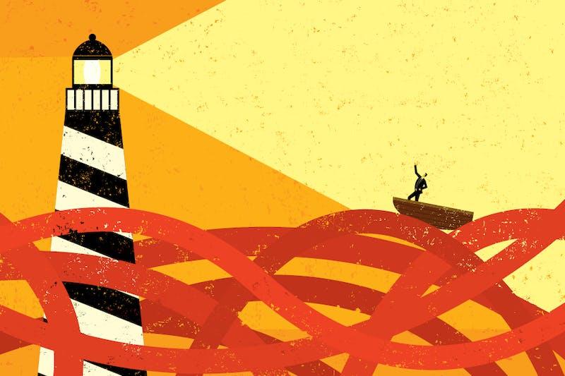David Haintz - Reason to be optimistic: advice over the horizon