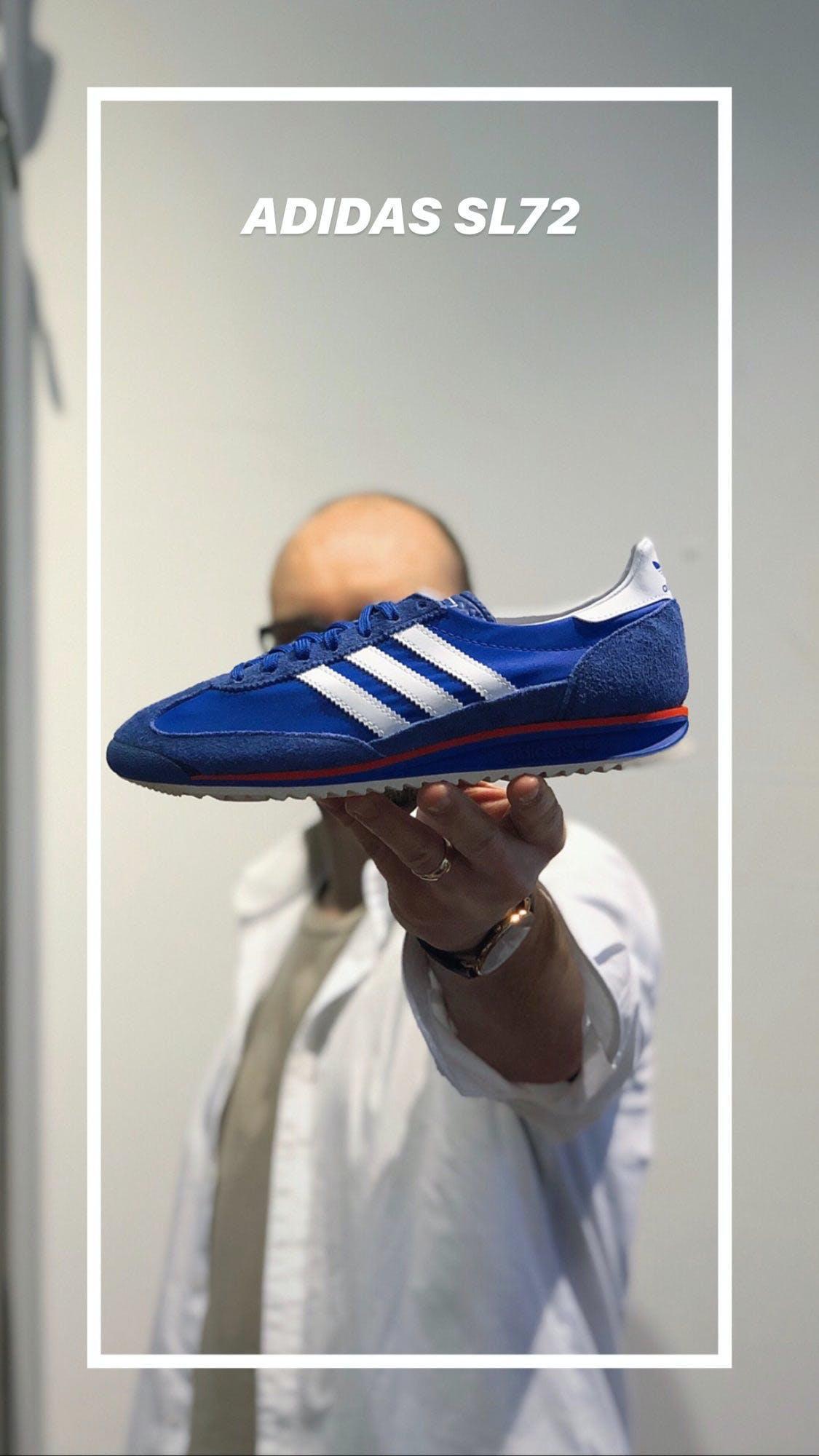 Adidas SL 72 - Sizerun 38 - 46