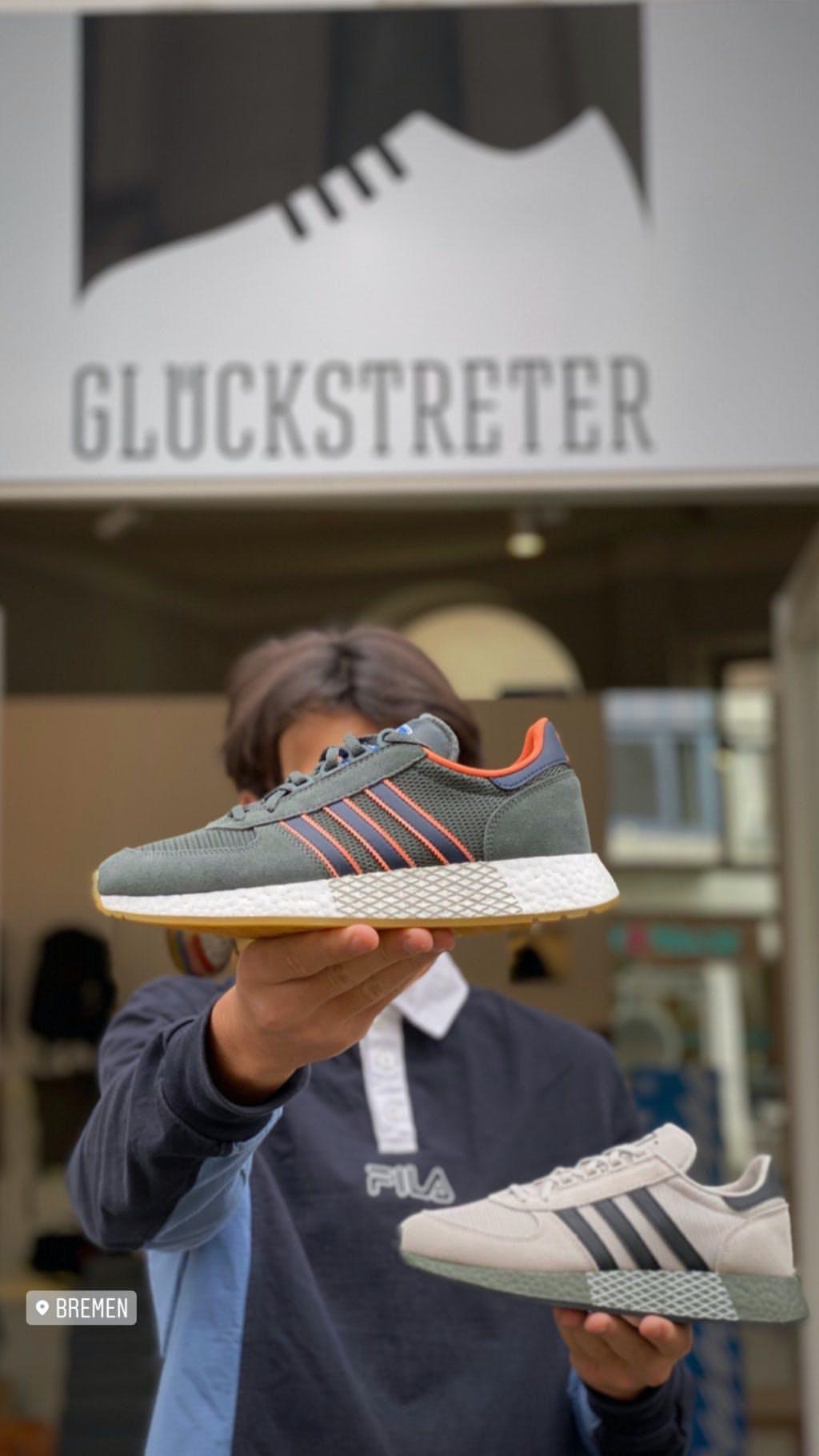 Adidas Marathon Tech - Sizerun 40 - 46