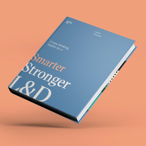 5 new thinking habits for a smarter, stronger L&D ebook image