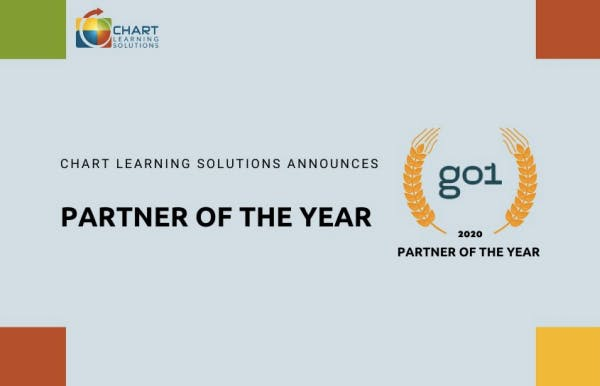 Partner of the year award