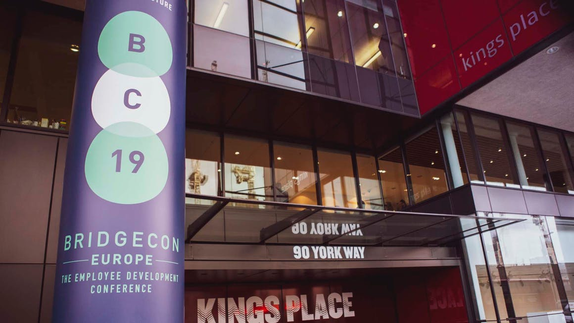GO1's Lexi Partell shares her highlights and insights from BridgeCon Europe 2019