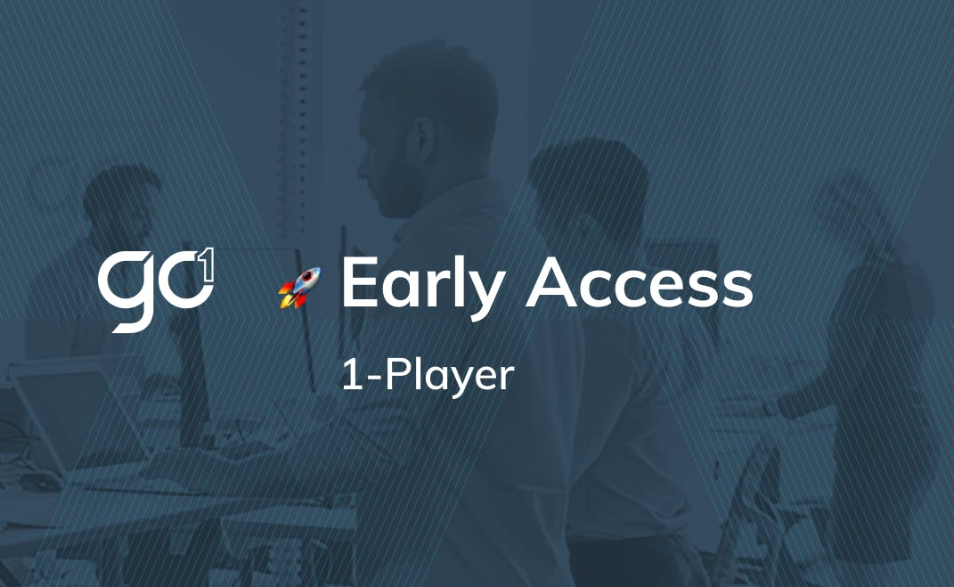 Ready for early access: 1-Player, the new GO1 Content Player