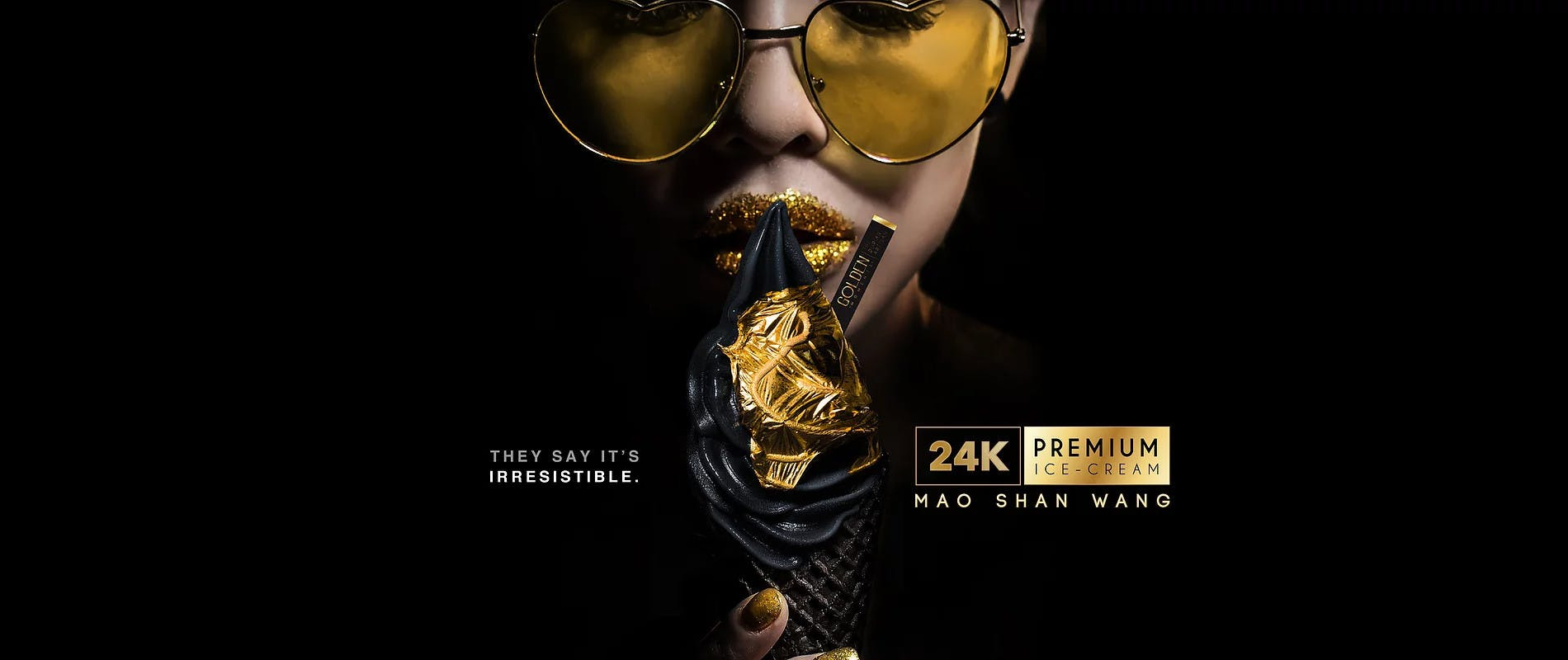 24K Premuim Mao Shan Wang Durian Ice-Cream