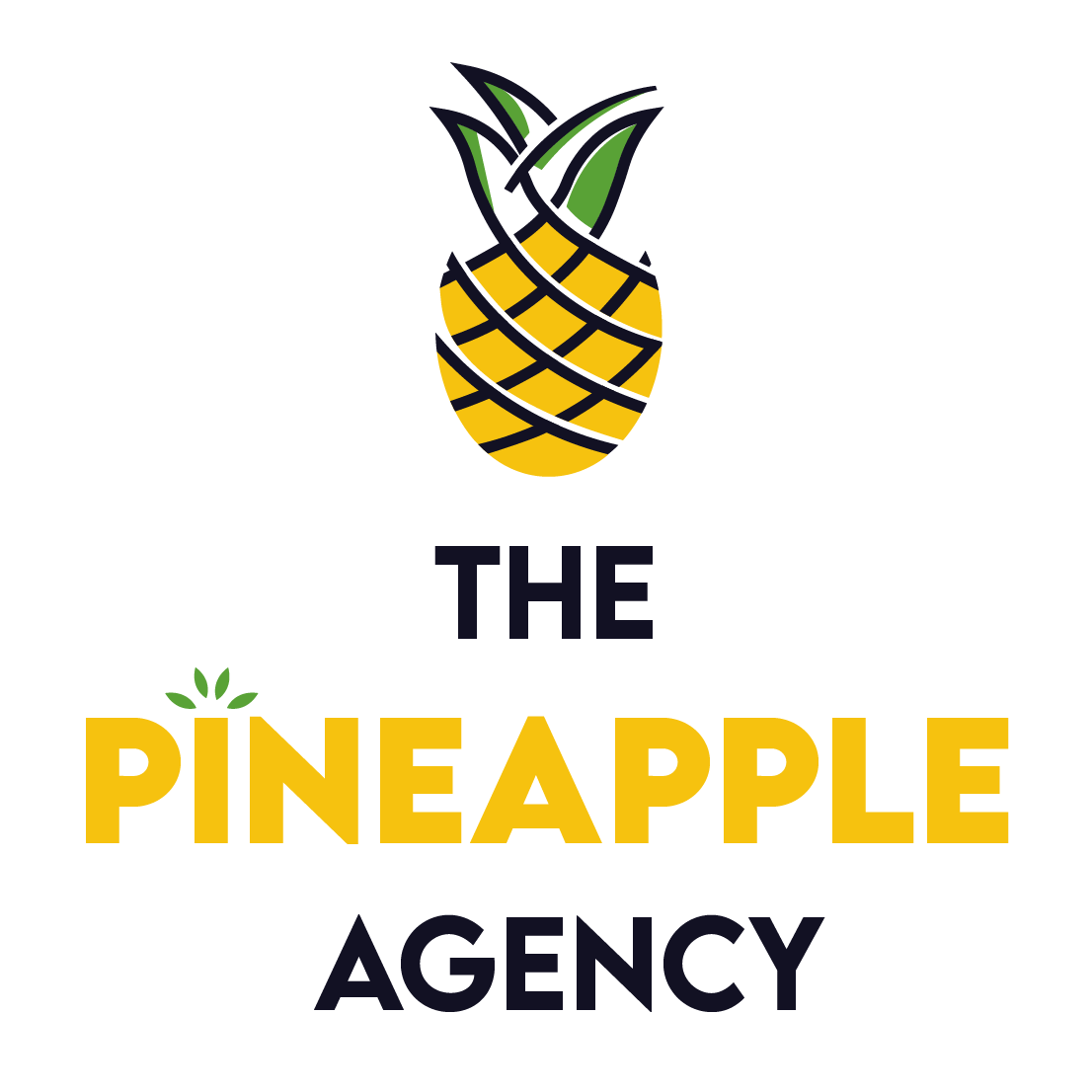 The Pineapple Agency Logo