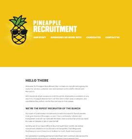 Pineapple Recruitment