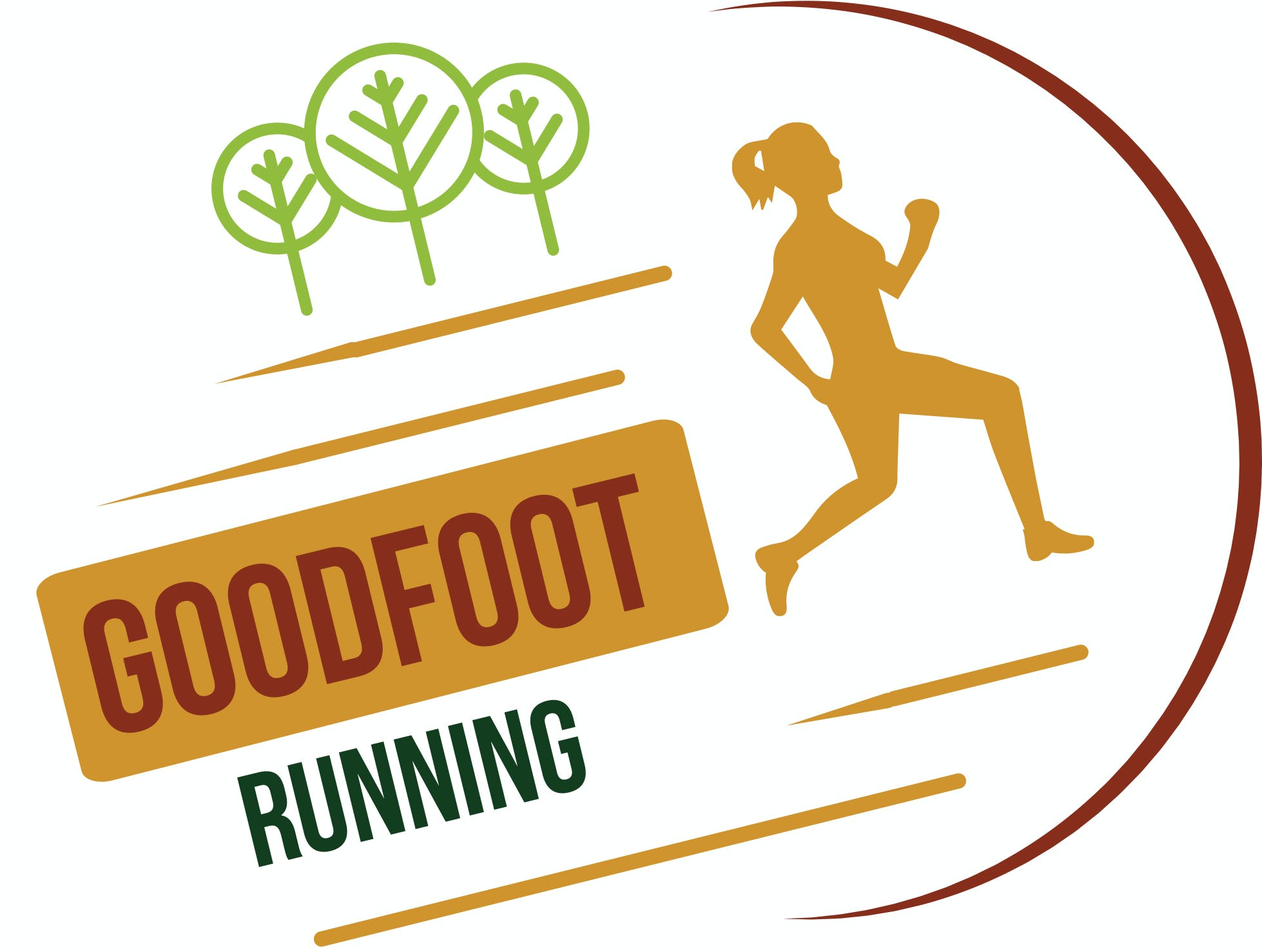 GoodFoot logo