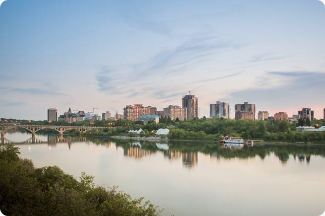Saskatoon skyline