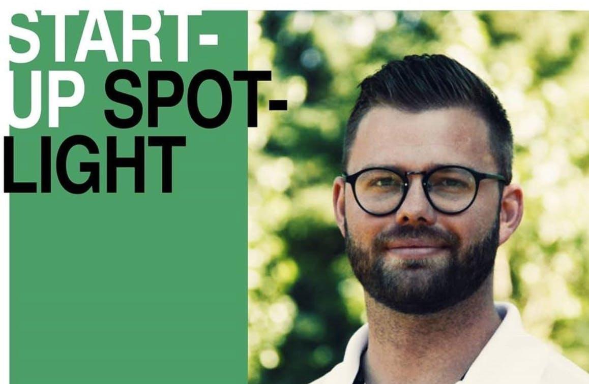 Brett Colvin in the Start-up Spotlight