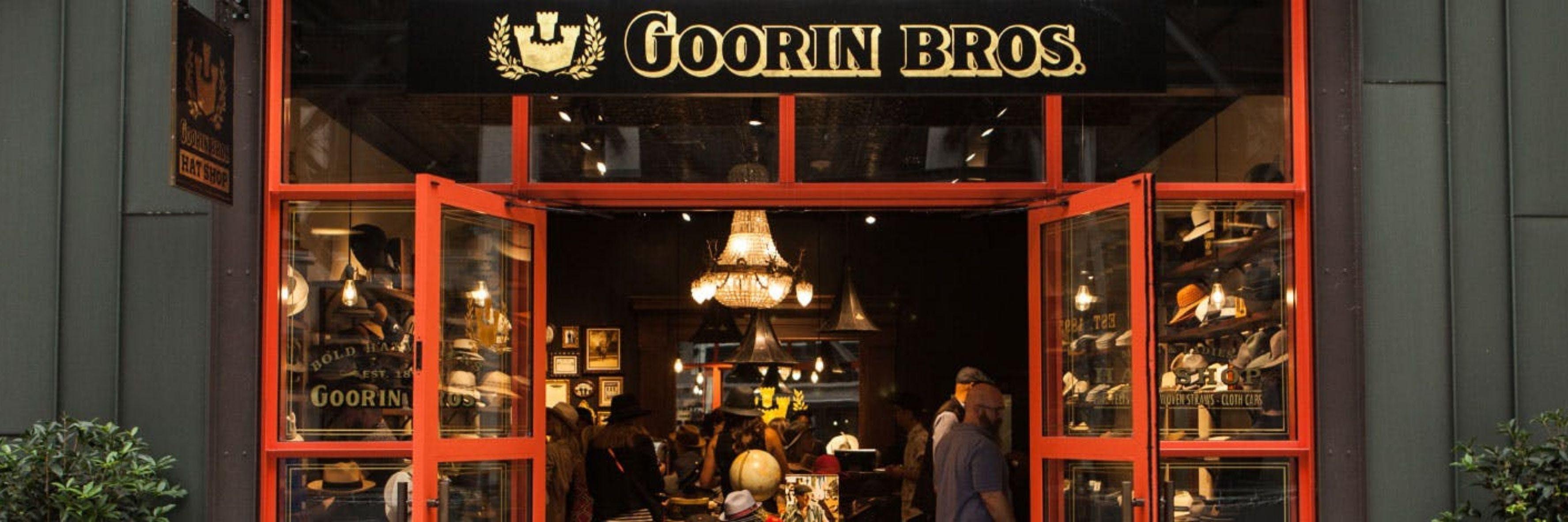 Goorin Retail Locations