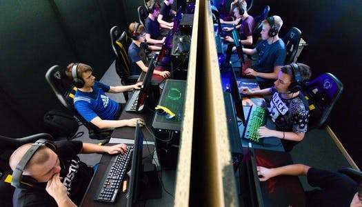 Cover Image for University Esports Set the Stage for Gaming in Academia
