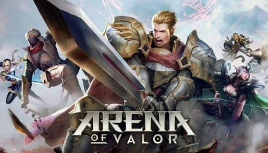Cover Image for Arena of Valor World Cup $500,000 Starting in June