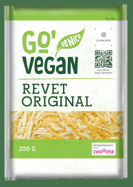 Go'Vegan Revet, Original