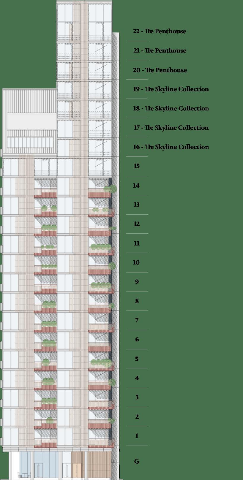 flat tower image
