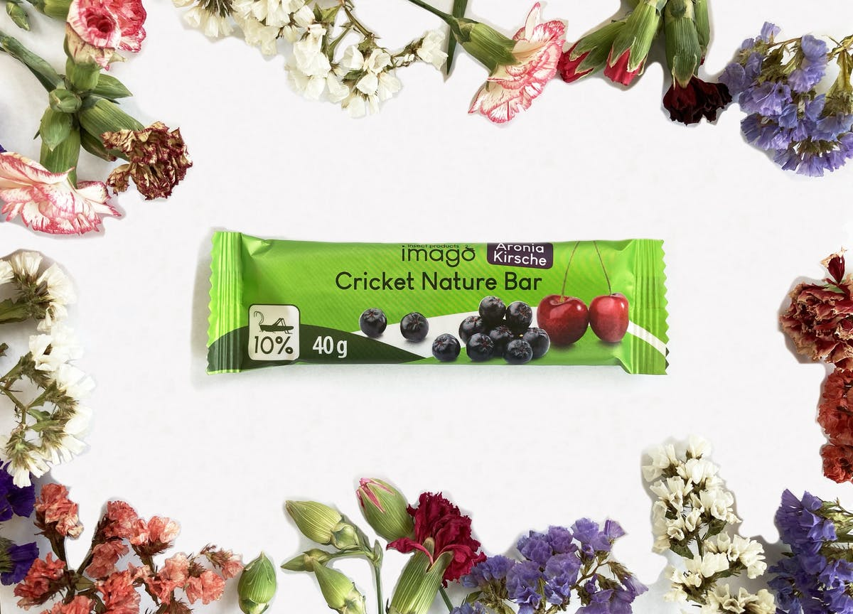 Aronia Cherry Cricket Nature Bar
