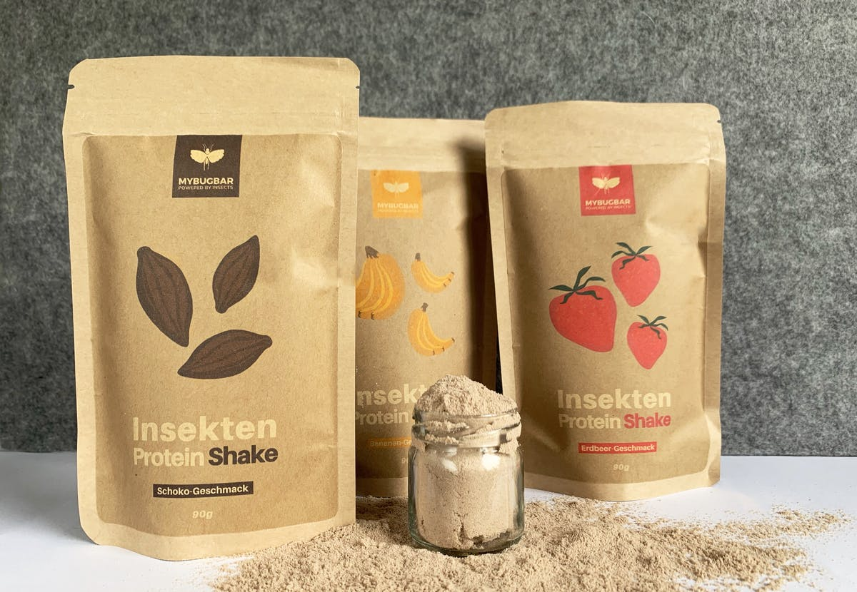 Mybugbar protein shake trial pack