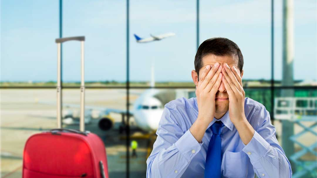 Professional groups are at the mercy of the many pitfalls of commercial aviation