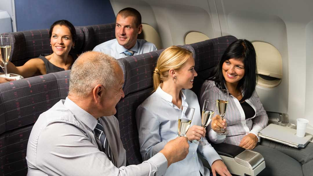 Booking a private chartered flight gives official delegations a greater chance of a successful visit