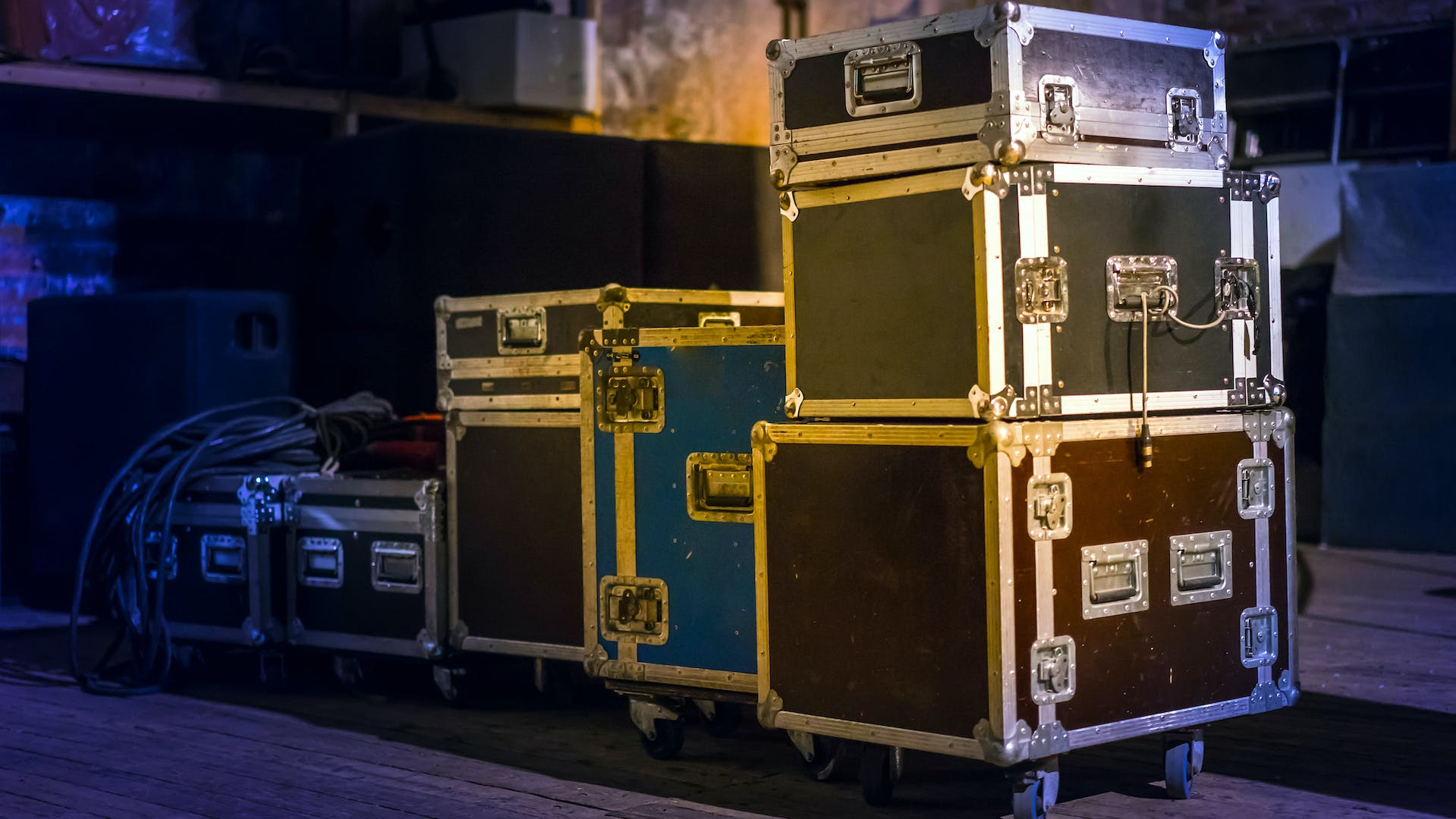 Don't risk losing or damaging the musical instruments and equipment that are vital for the orchestra's performance, as often happens with commercial airlines.