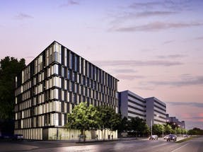 OFFICE BUILDING OF TAX CHAMBER IN WROCLAW V2