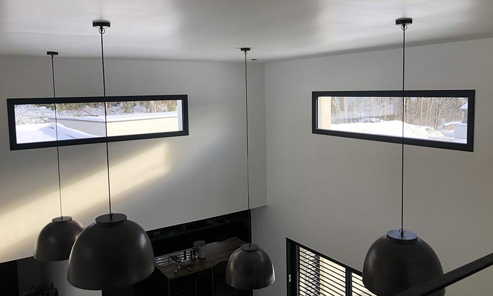 Menuiseries fenêtres intérieures Caséo
