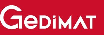Logo Gedimat