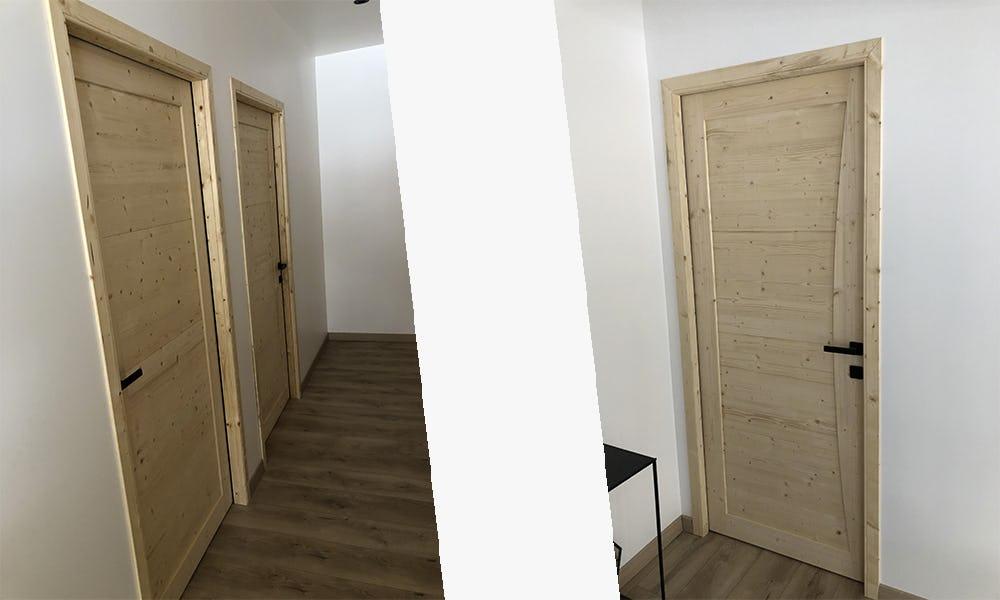 Menuiseries Portes intérieures Caséo