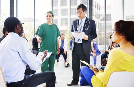 GSPANN - Healthcare Education