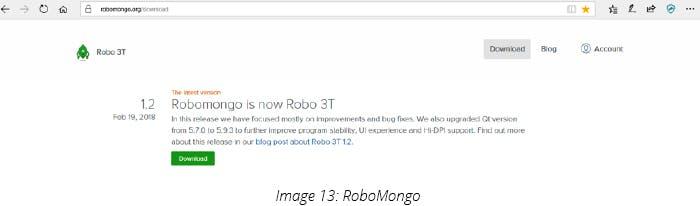 RoboMongo