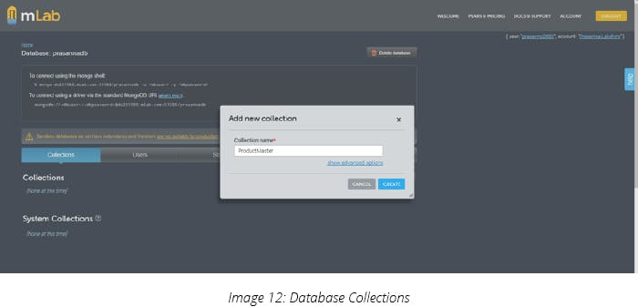 Database Collections